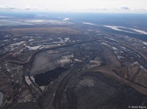 Surface Mining at Alberta Oil Sands