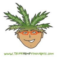 Think Hempy Thoughts Logo